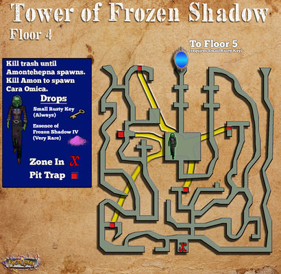 Tower of Frozen Shadow - EZ Server Wiki